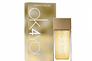 Gordano Parfums OK4You For Her | Toaletní voda