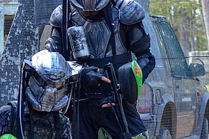 Paintball – Predator HUNT, lov začíná